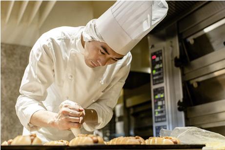 アンデルセン 仕事内容 パン製造