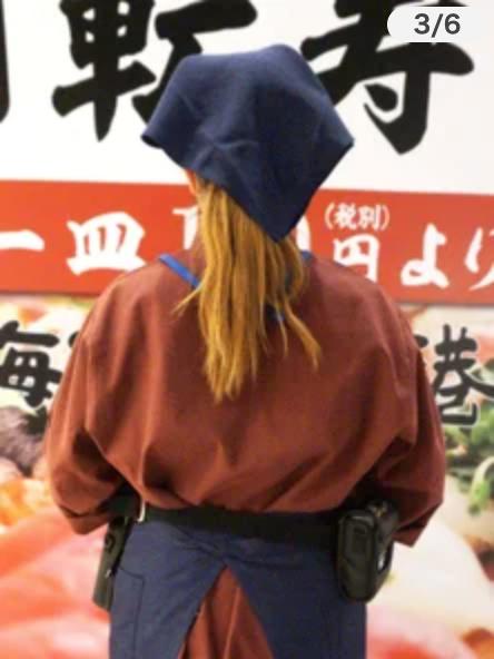 海鮮三崎港 髪型