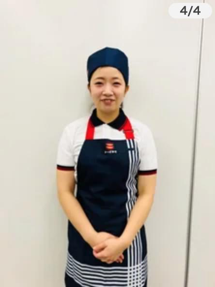 かっぱ寿司 制服