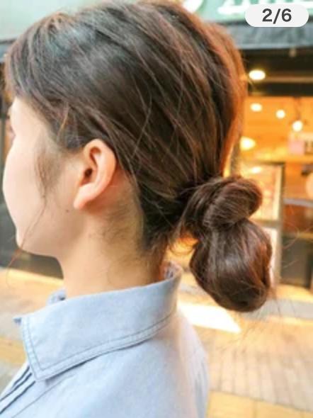 プロント 服装 髪型