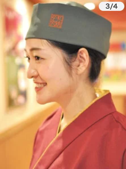 銚子丸 髪型 ホール