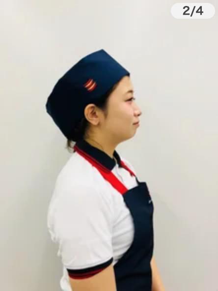 かっぱ寿司 髪型