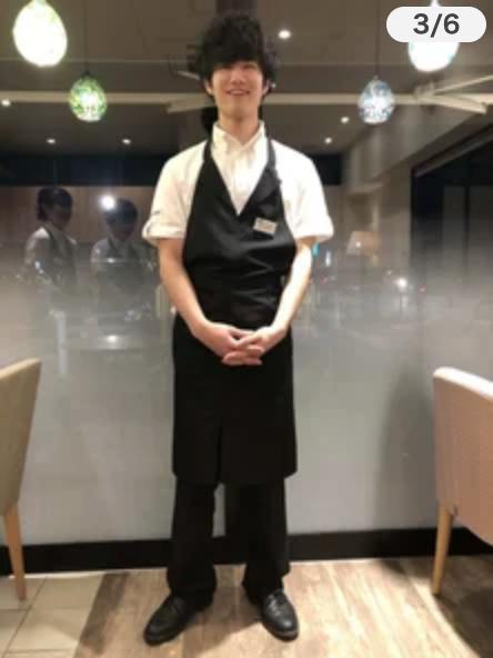 珈琲館 男性 服装