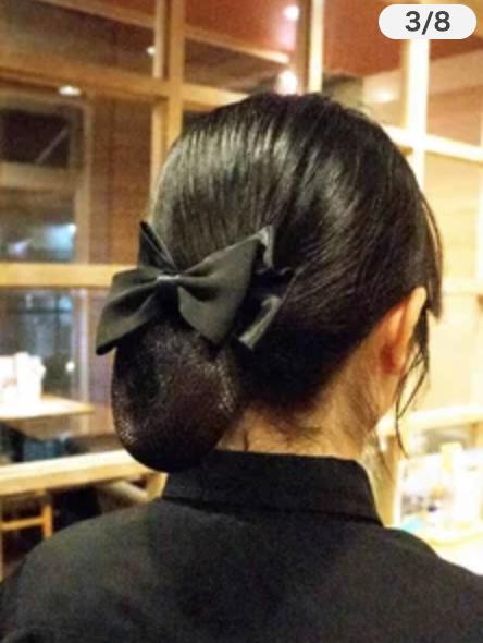 ガスト 髪型
