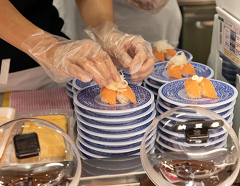 くら寿司 仕事内容 キッチン