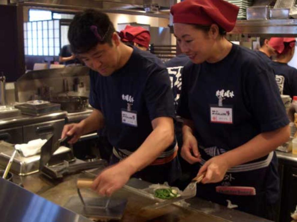 がってん寿司 仕事内容 キッチン