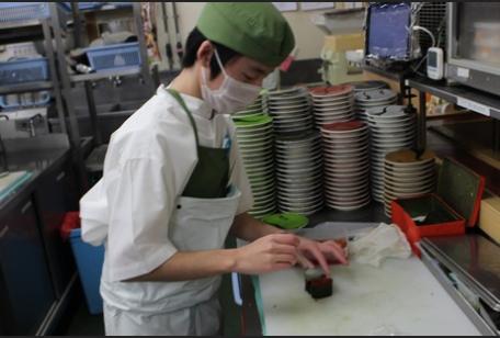 銚子丸 仕事内容 キッチン