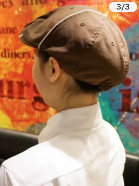ロッテリア 髪型